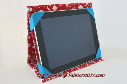 IPAD cover, case,DIY, handmade