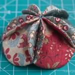 Russian Vintage Ball Ornament DIY Tutorial