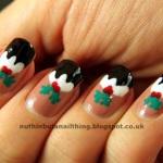 DIY christmas nail art31