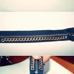 zipper bracelet tutorial-2nd