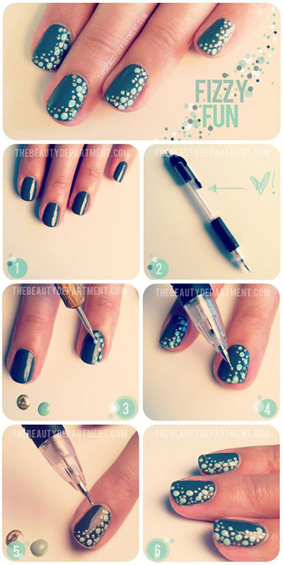 Dot Nails Tutorial