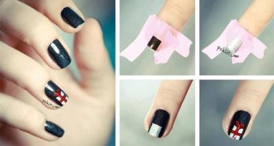 gift box nail