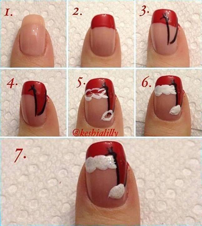 santa-hat-nails-tutorial