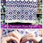 Knit Choose Love Cowl Free Knitting Pattern