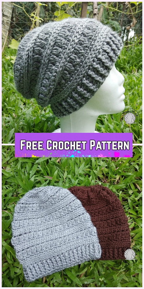 Crochet Jenny Hat Free Pattern