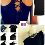 20 Chic T-shirt Refashion Ideas with DIY Tutorials