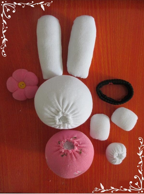 Movie Star Sock Bunny DIY Tutorial