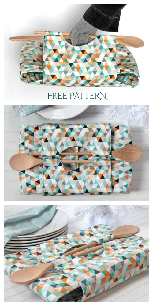Casserole Carry All Sew Pattern Free & Paid