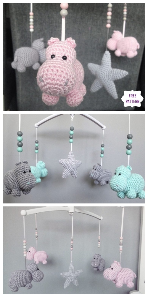Crochet Hippo A Free Pattern Hettie the Hippo | Crochet hippo ... | 1000x500