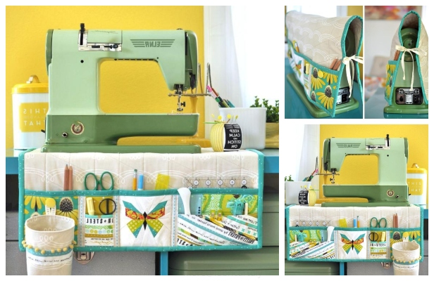 DIY Undercover Maker Mat Free Sewing Pattern&Tutorial