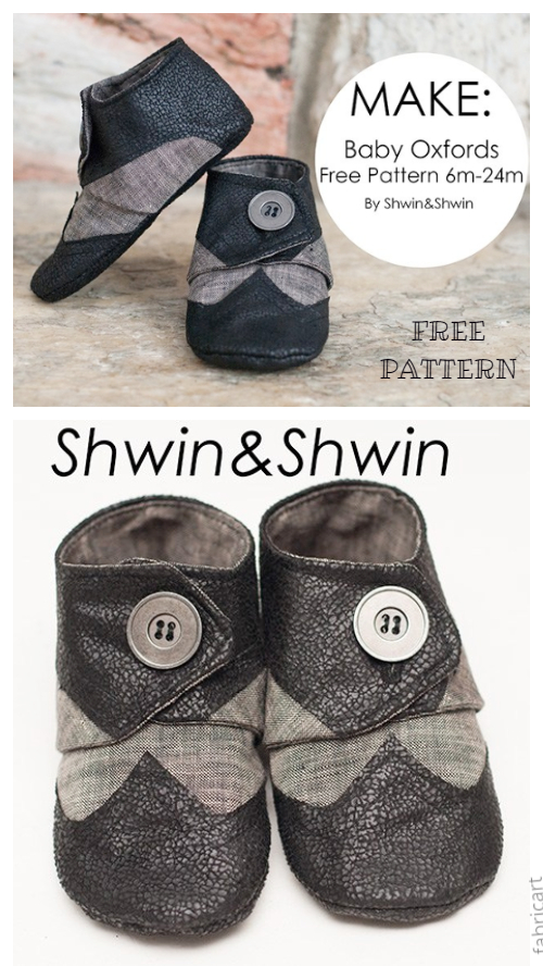 DIY High Top Baby Booties Free Sewing Patterns