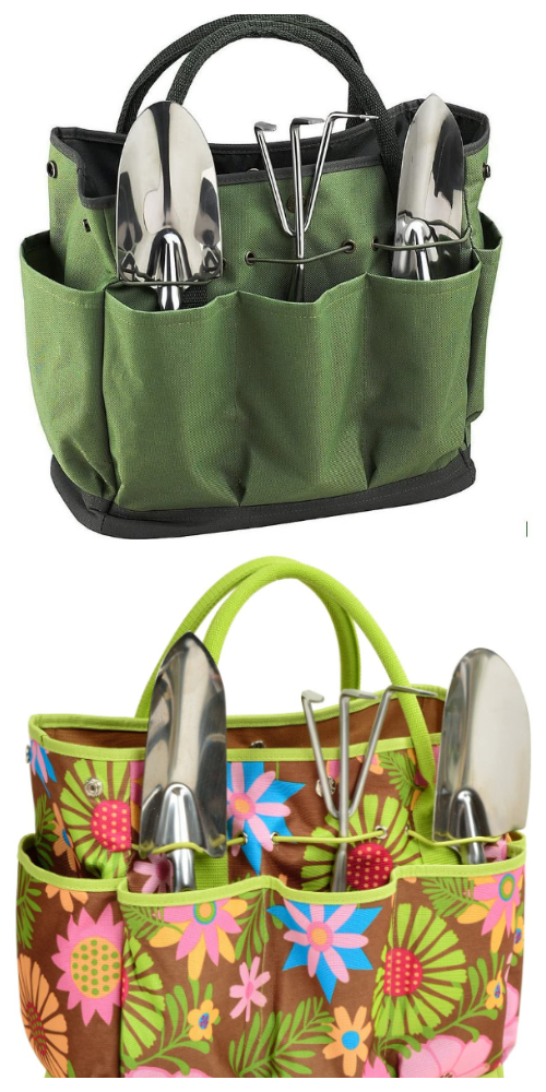 DIY Gardening Tool Bag Free Sewing Pattern