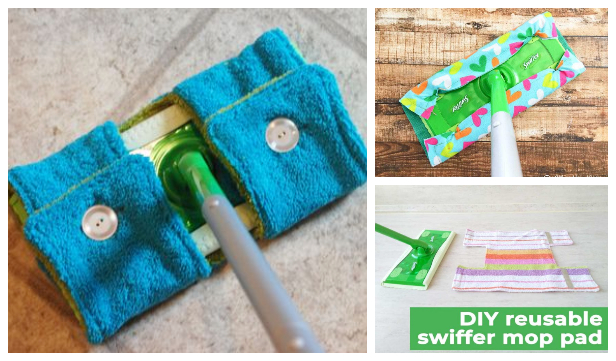 DIY Reusable Swiffer Cover Free Sewing Patterns
