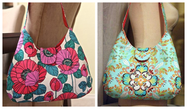 DIY Phoebe Bag Free Sewing Pattern