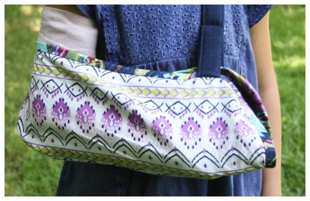 DIY Girls Ruffled Apron Free Sewing Pattern